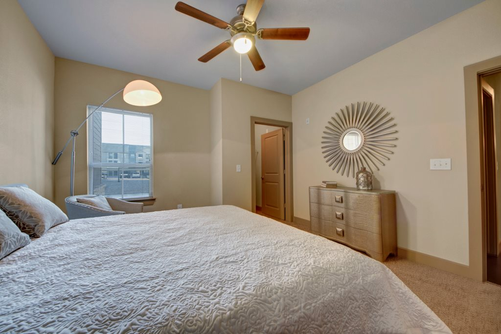 Two and Three Bedroom Apartments at The Azure Apartment Homes in Midland, Texas