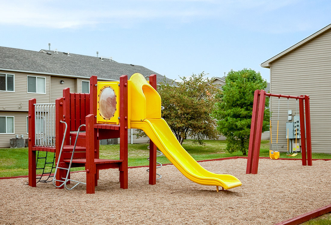Family-Friendly Amenities at The Bluffs Apartments in Council Bluffs, IA