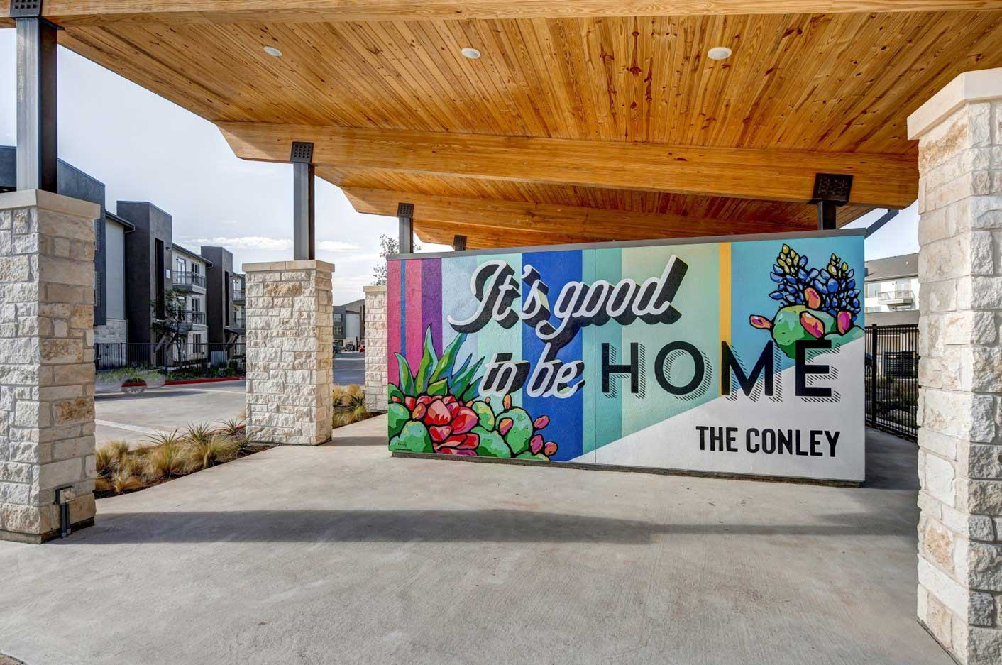 Amenity-Rich Apartment Living at The Conley Apartments in Leander, TX