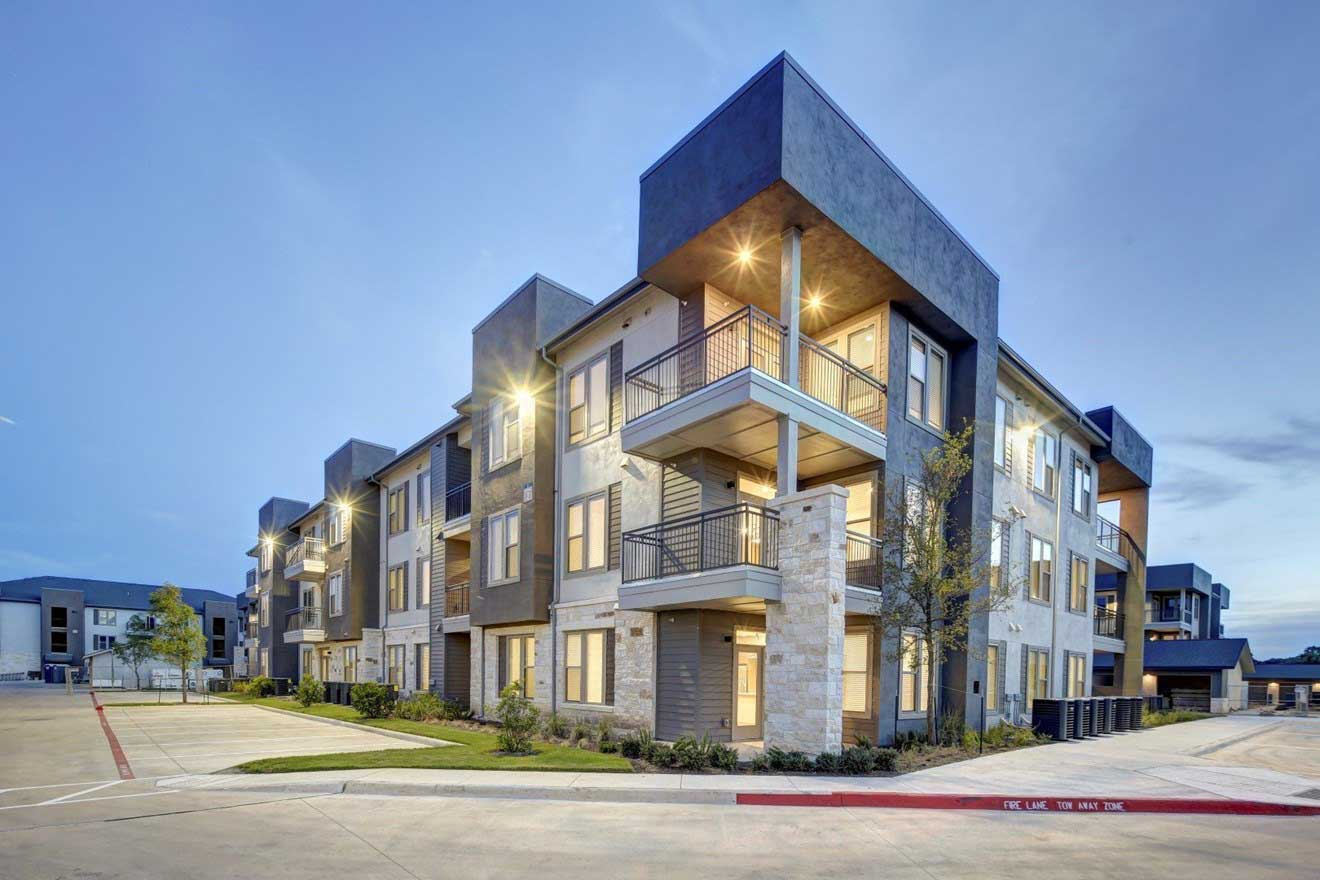 Master-Planned Community at The Conley Apartments in Leander, TX
