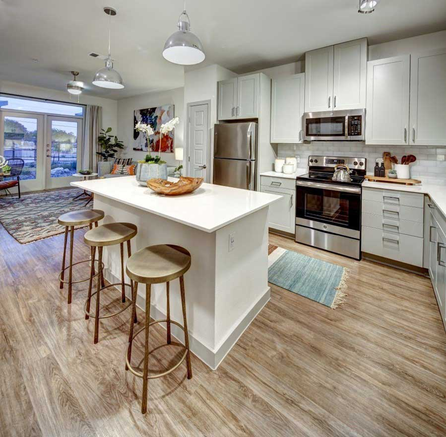 Spacious Floor Plans at The Conley Apartments in Leander, TX