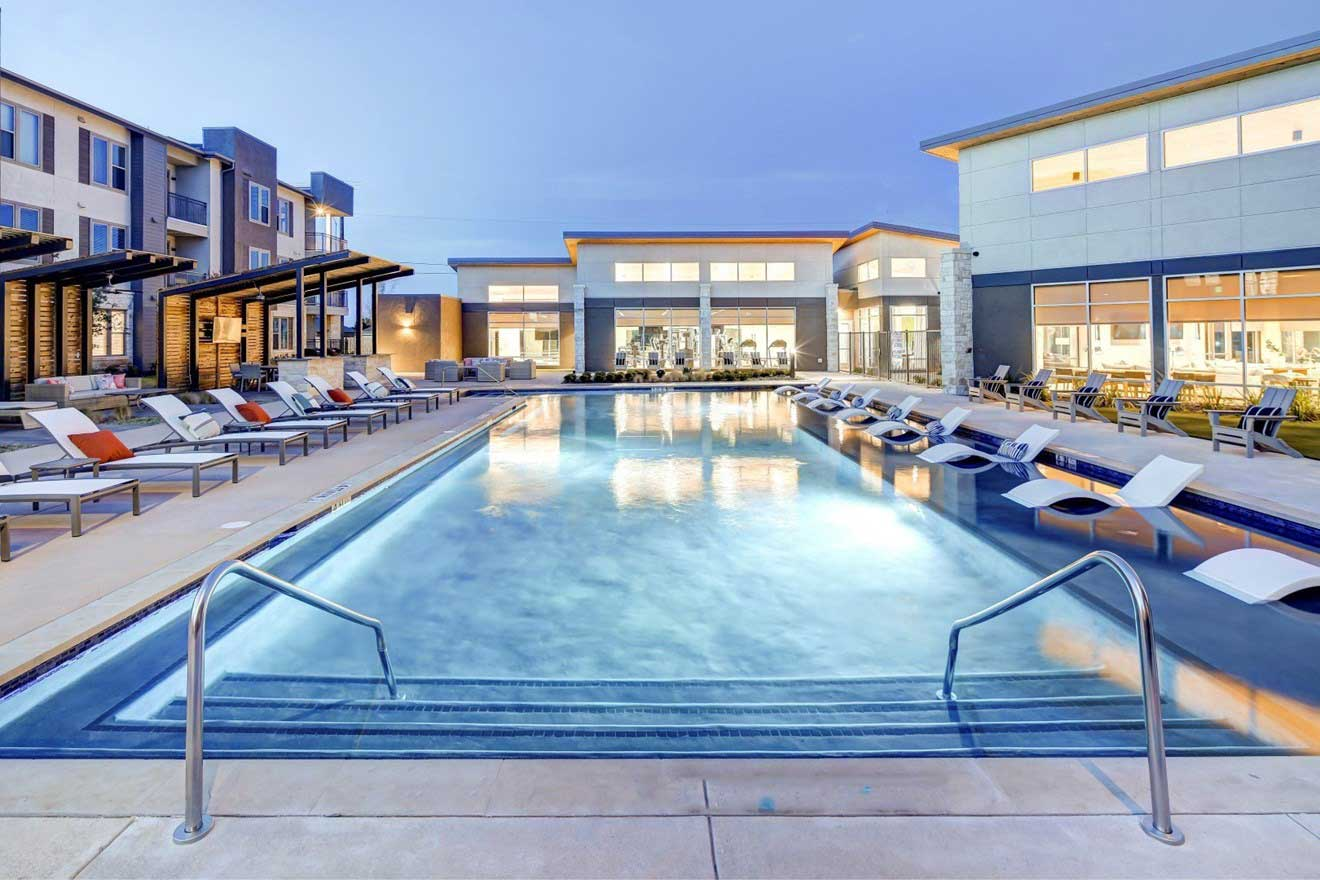 Luxury Apartments in Leander at The Conley Apartments in Leander, TX
