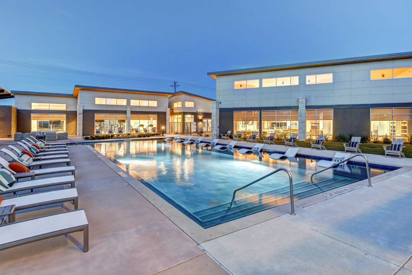 Modern Apartments for Rent at The Conley Apartments in Leander, TX