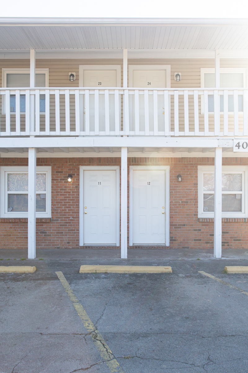 Apartments with Private Balcony at The Highland Apartments in Clarksville, TN
