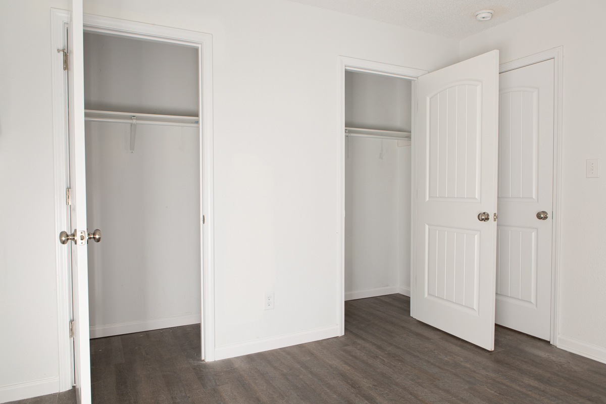 Large Closet at The Highland Apartments in Clarksville, TN
