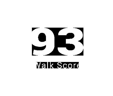 93 Walk Score