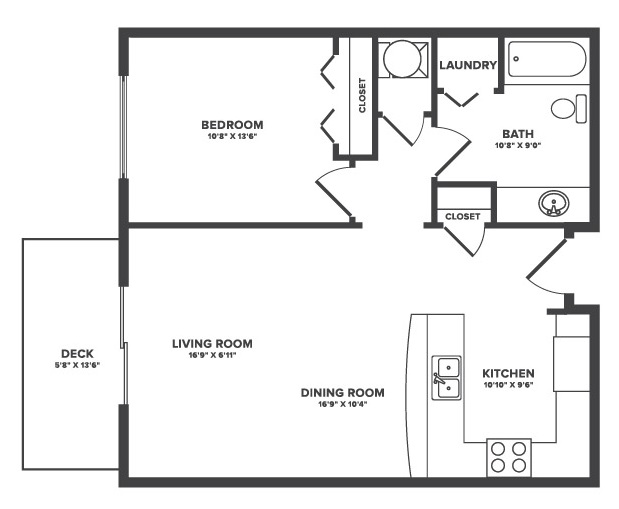 Floorplan - Destin image