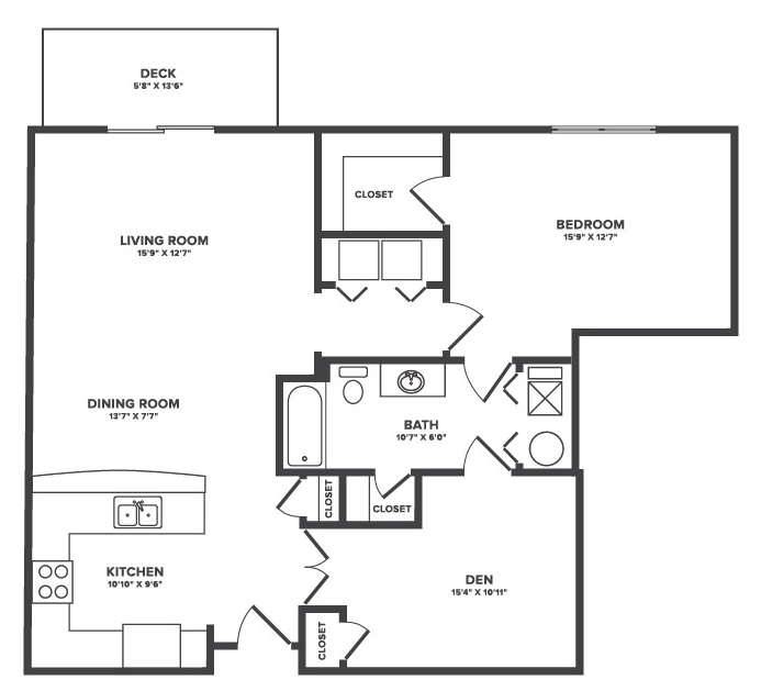 The Oaks at Lakeview - Floorplan - Geneva
