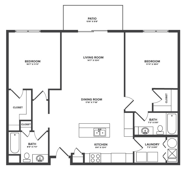 The Oaks at Lakeview - Floorplan - Glendower
