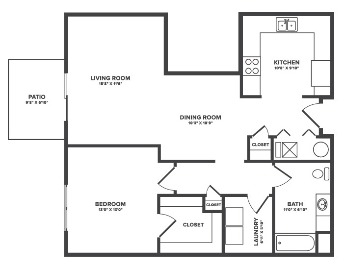 The Oaks at Lakeview - Floorplan - Nalin