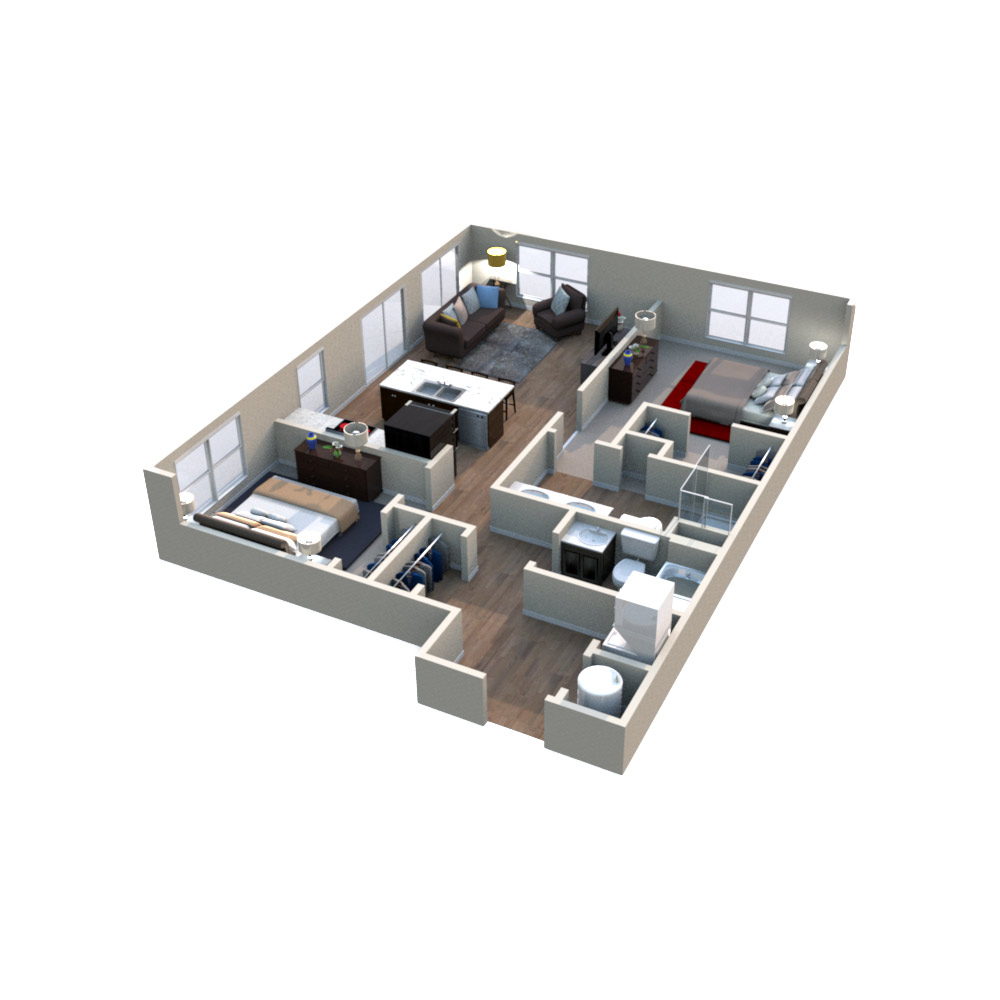 Floorplan -  Birch image