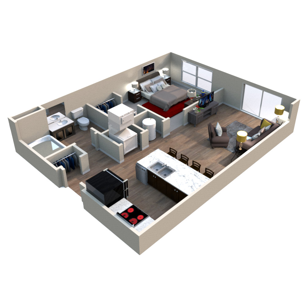 Floorplan - Willow II image
