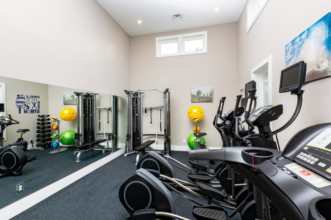 Fitness Center at The Westport Apartments in Norfolk, VA