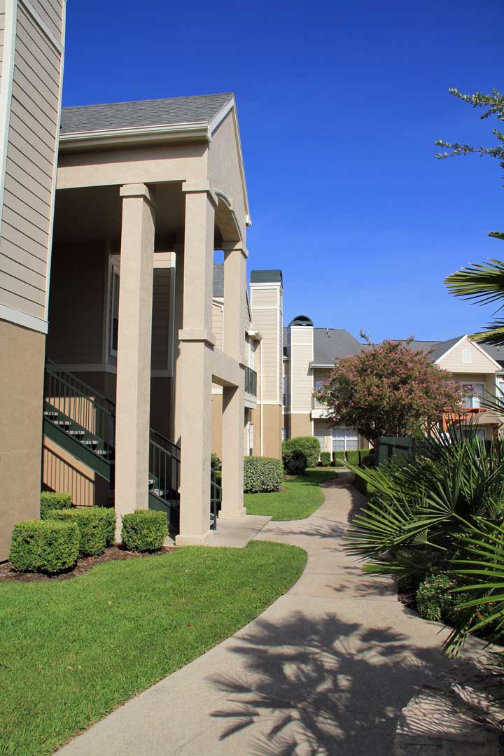 Resident Walking Trails at Westmount at Three Fountains Apartments in San Antonio, Texas