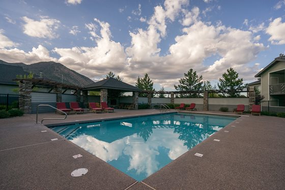 Luxury Apartments in Flagstaff at Timberline Place Apartments in Flagstaff, Arizona