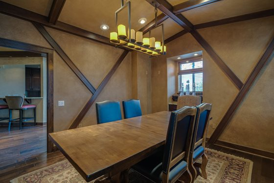 Thoughtfully Designed Clubhouse at Timberline Place Apartments in Flagstaff, Arizona