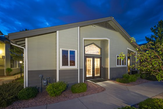 Apartments for Rent Near Downtown at Timberline Place Apartments in Flagstaff, Arizona