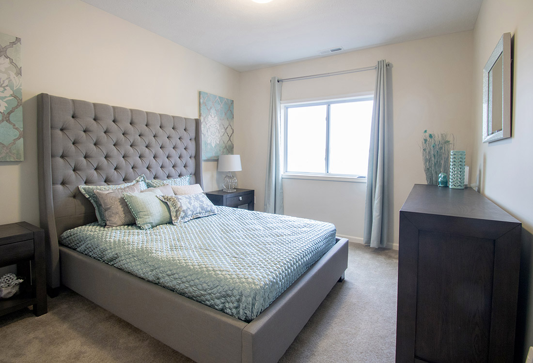 3-Bedroom Apartments at Titan Springs Apartments in Papillion, Nebraska