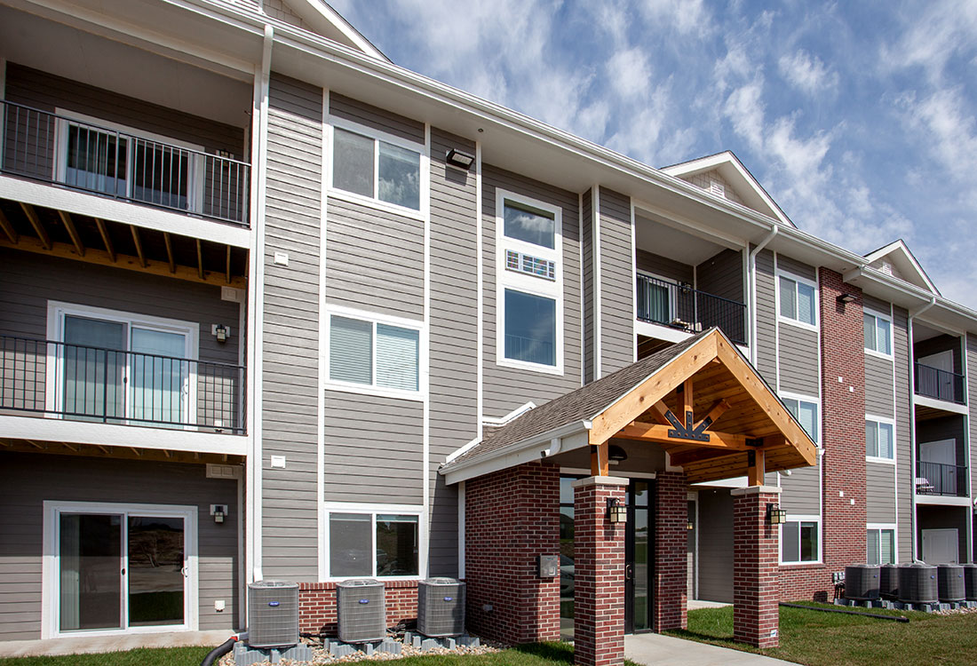 Apartment Homes in Papillion at Titan Springs Apartments in Papillion, Nebraska