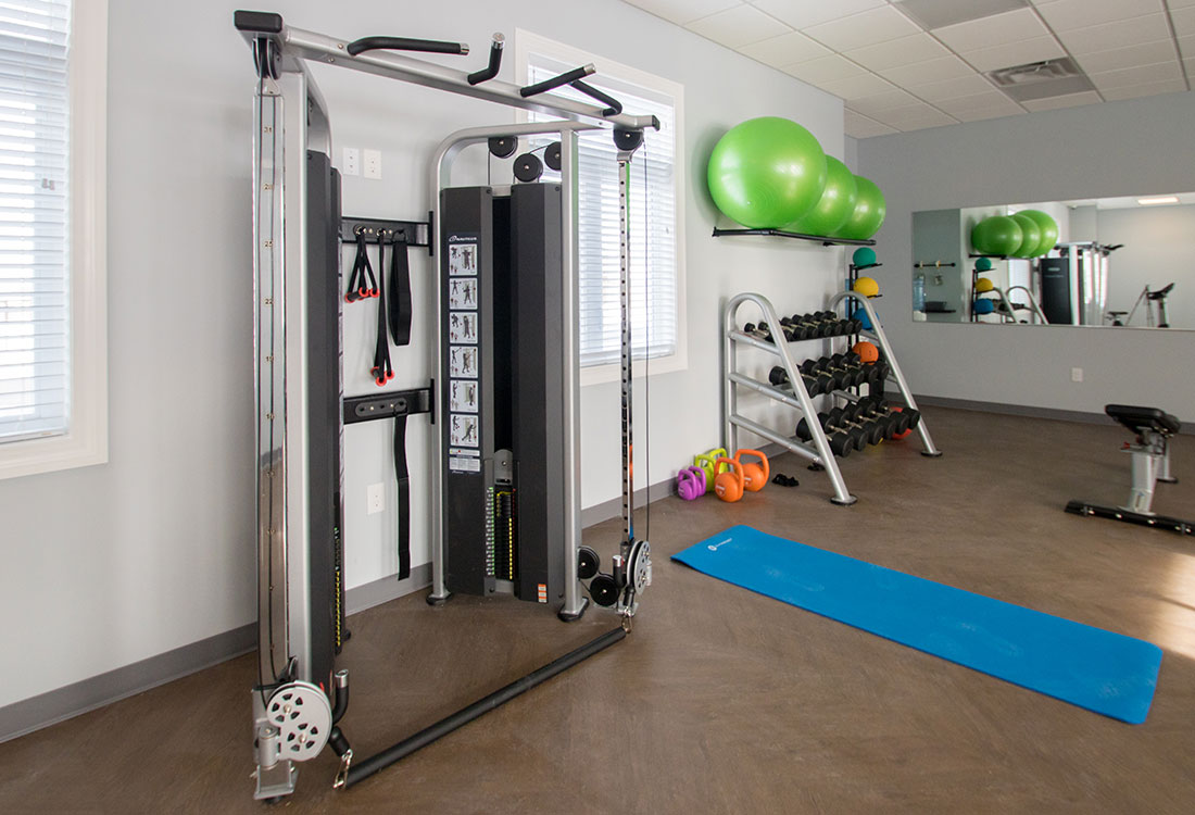 Titan Springs Fitness Center