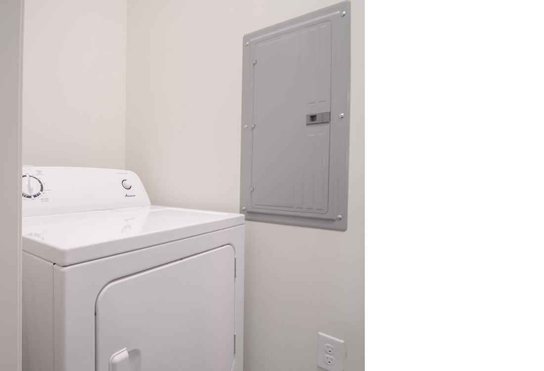 Personal Washer and Dryer at Titan Springs Apartments in Papillion, Nebraska