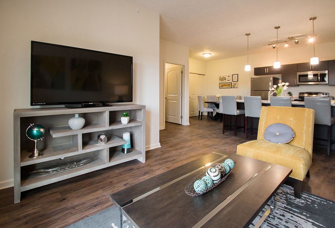 Apartment Rentals at Titan Springs Apartments in Papillion, Nebraska