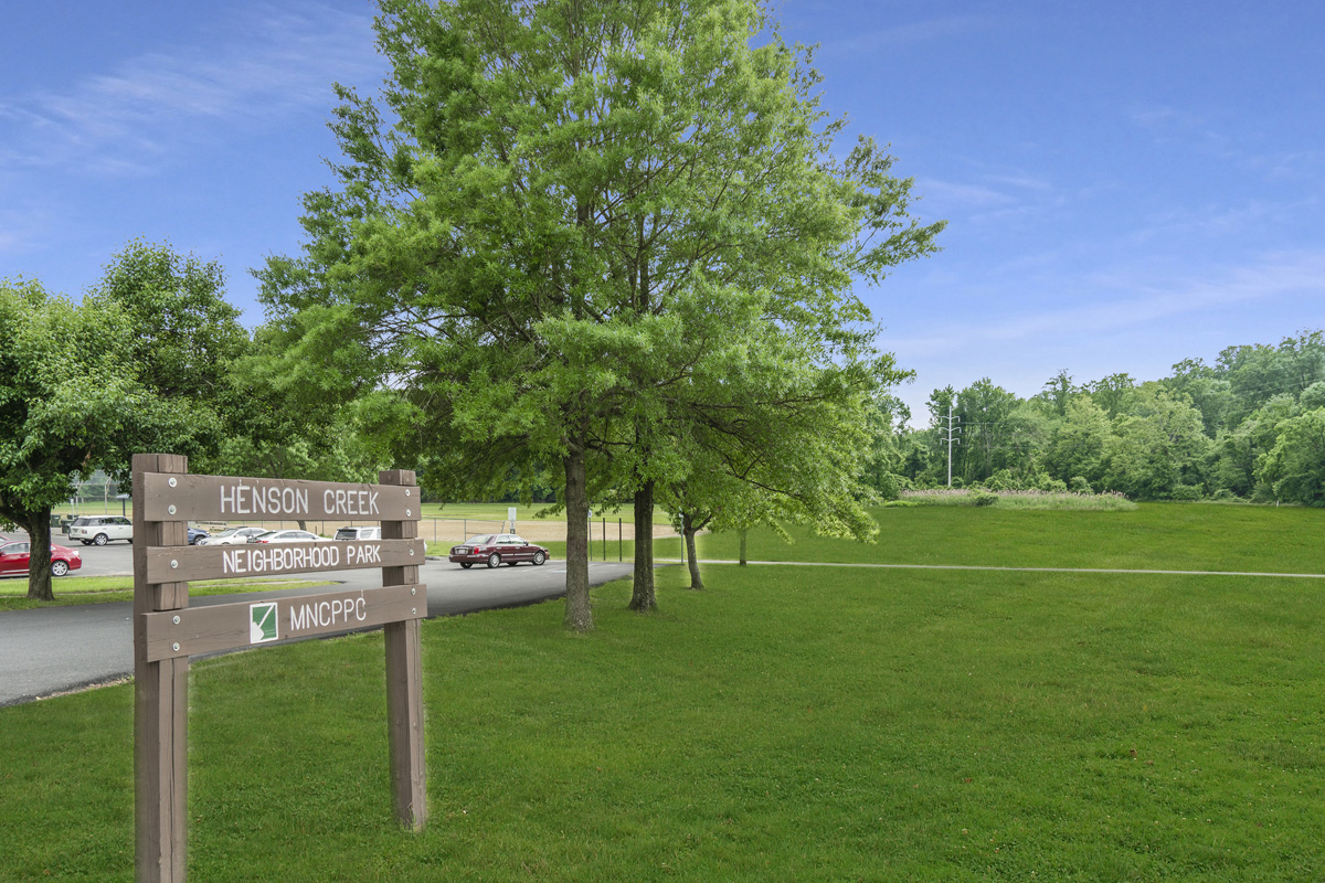 Henson Creek Neighborhood Park is 10 minutes from Top of the Hill Apartments