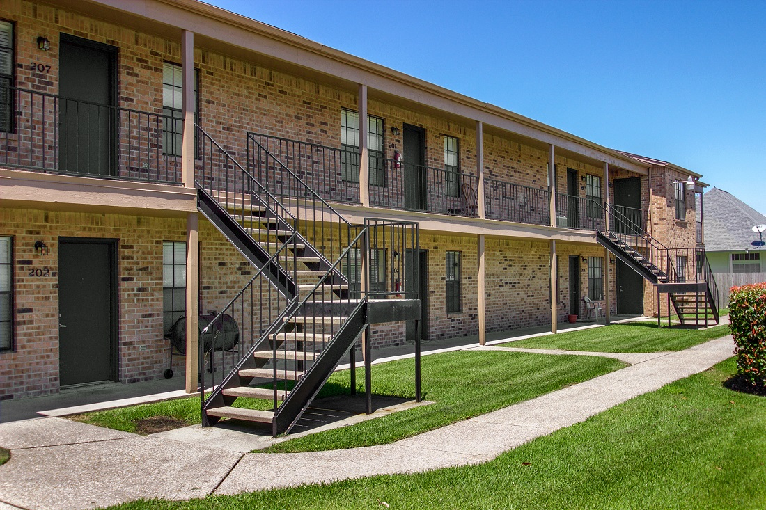 Apartments for Rent of The Trace at North Major Apartments in Beaumont, Texas