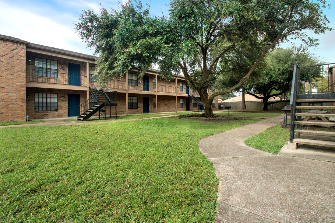 1-Bedroom Apartments for Rent at The Trace at North Major Apartments in Beaumont, Texas