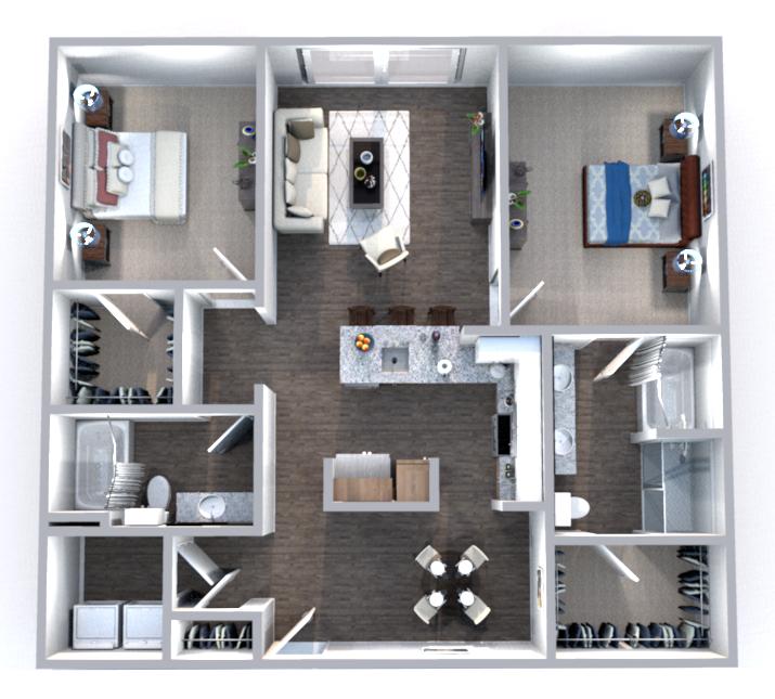Floorplan - Jackson image