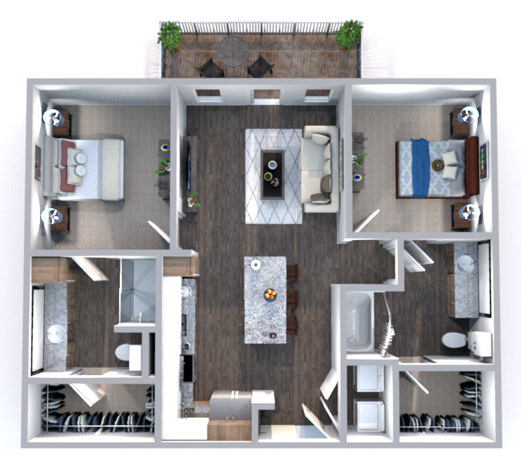 Floorplan - Kennedy image