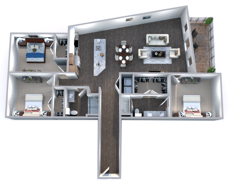 Floorplan - Madison image