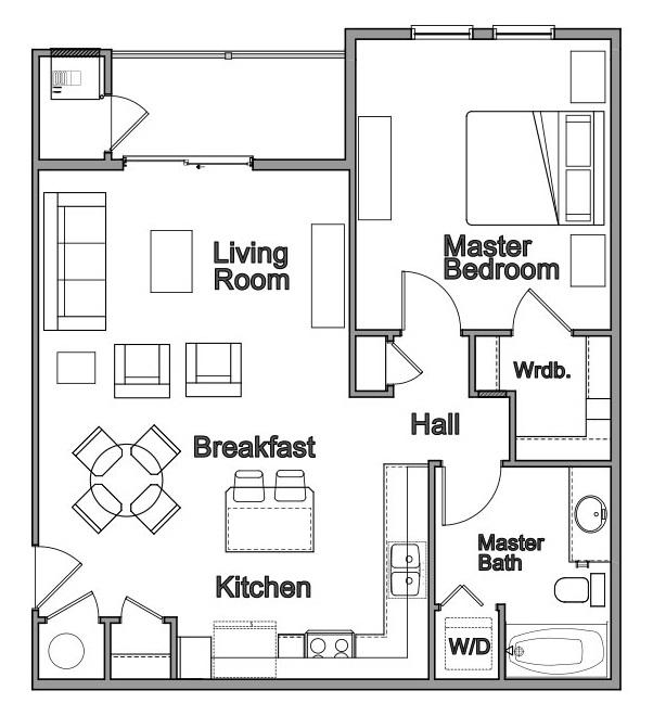 Floorplan - Carmelo image