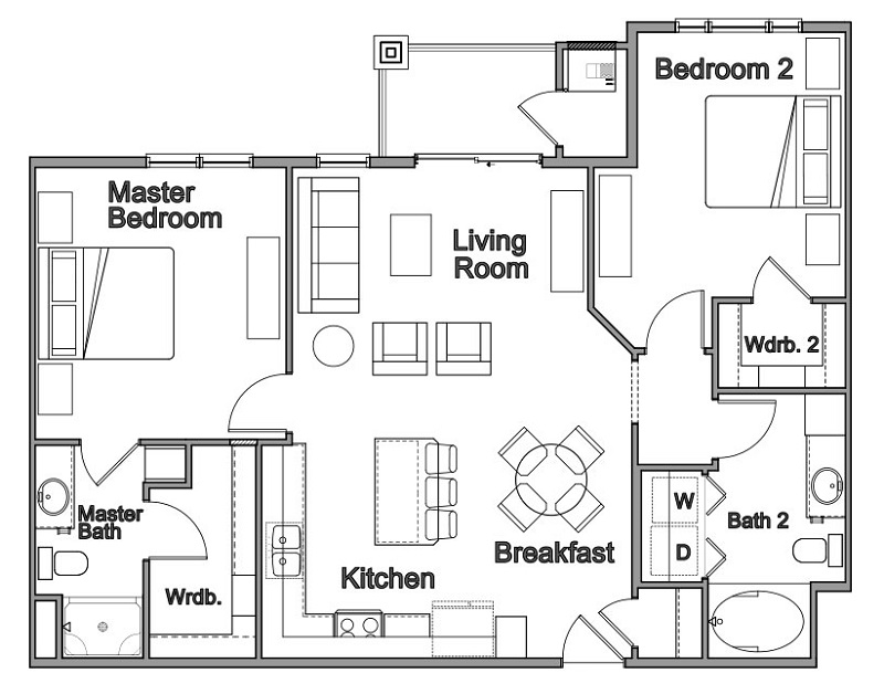Floorplan - Francesco image