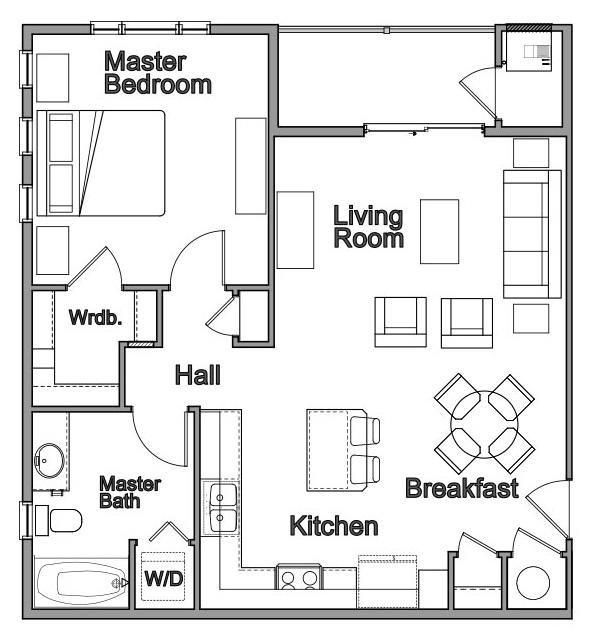 Floorplan - Sophia image