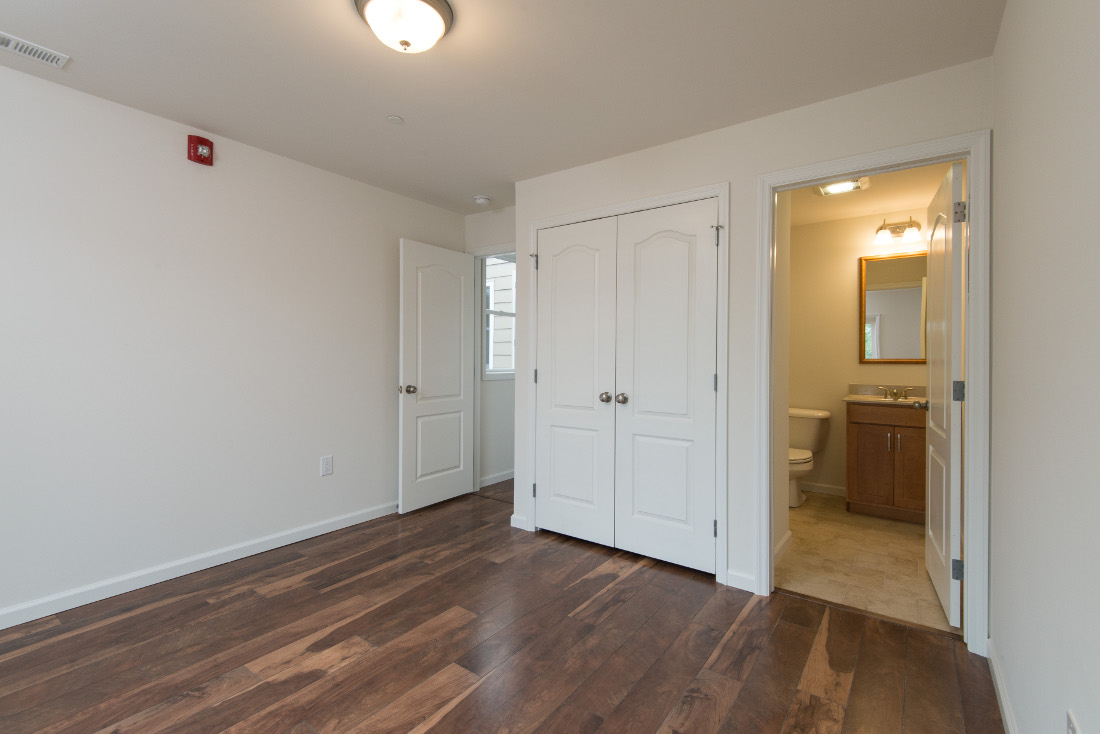 Spacious Closets at at U City Flats Apartments in Philadelphia, Pennsylvania