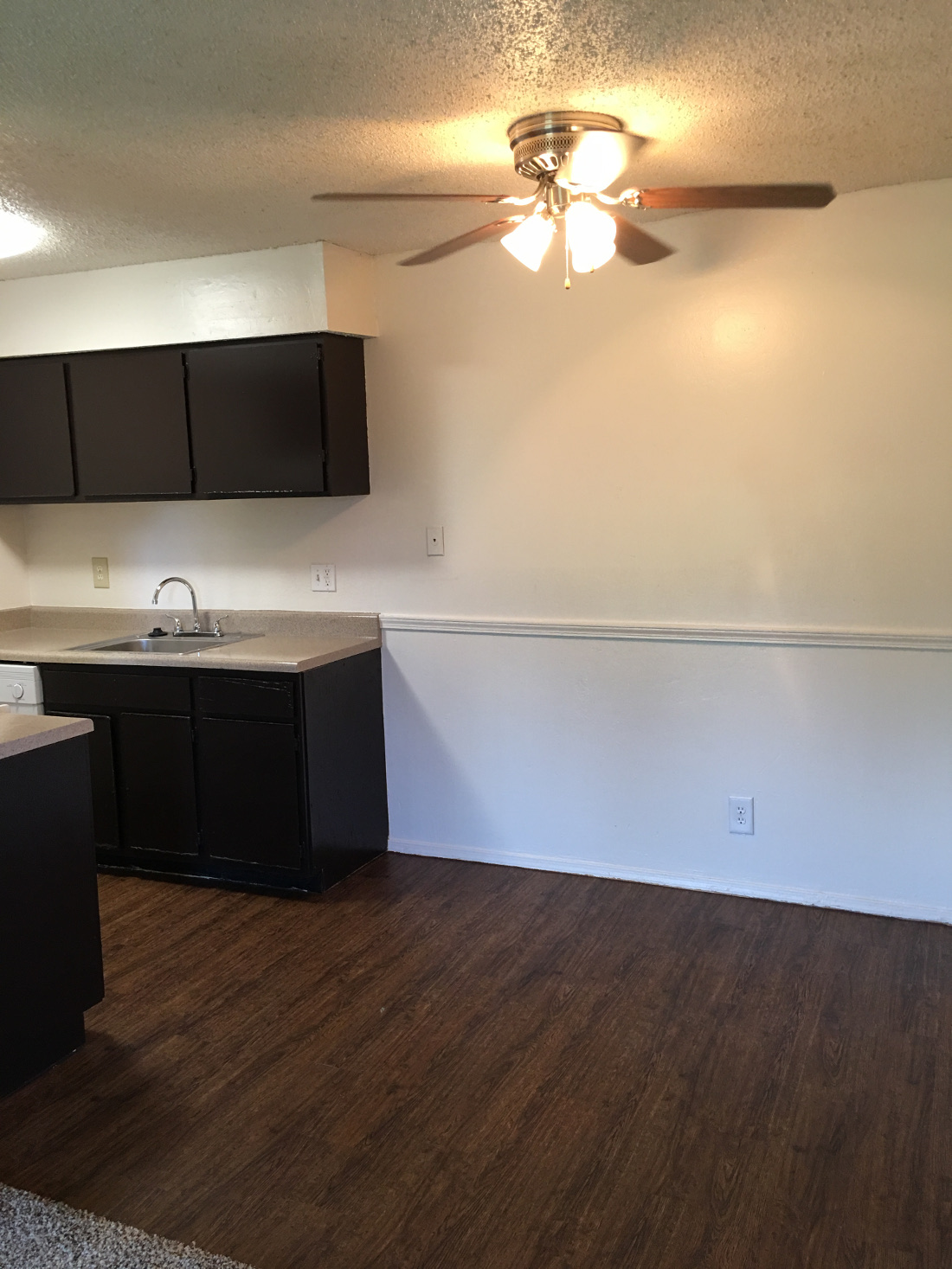 Hardwood Flooring at Union Point Apartments in Tulsa, OK