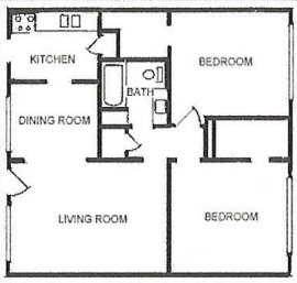 Utopia Place Apartments - Floorplan - Unit 918