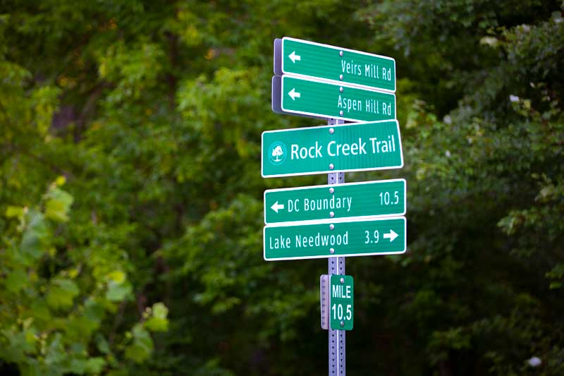 Rock Creek Park is 5 minutes from Village Square Apartments in Wheaton, MD