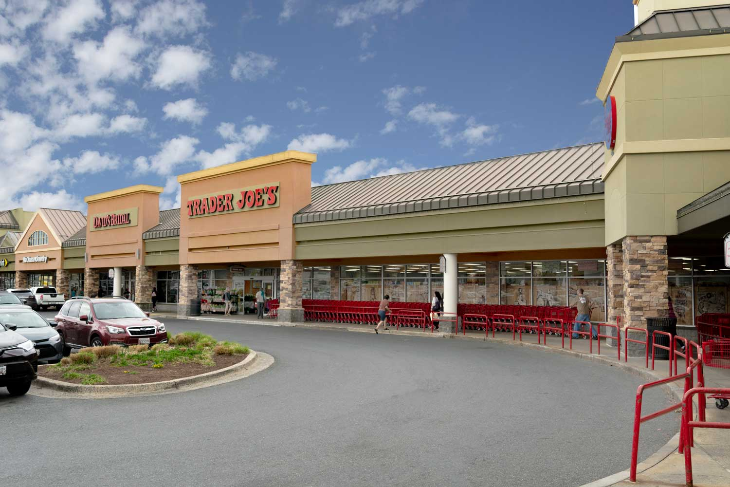 Trader Joe's is 5 minutes from Village Square West Apartments in North Bethesda, MD