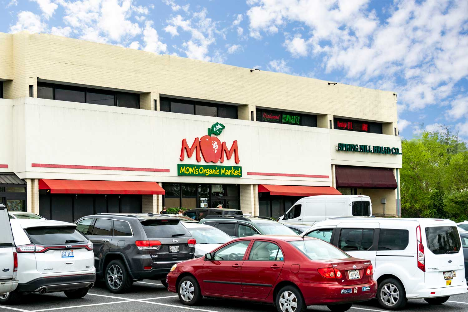 Mom's Organic Market is 5 minutes from Village Square West Apartments