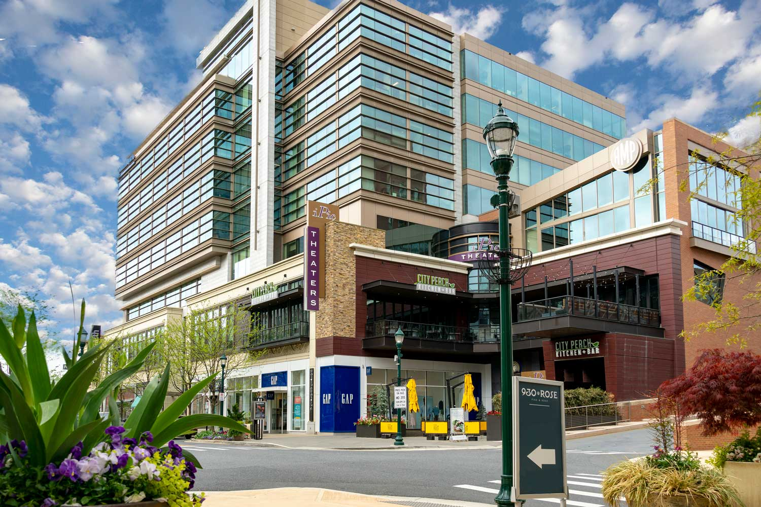 iPic Theater is 5 minutes from Village Square West Apartments in North Bethesda, MD