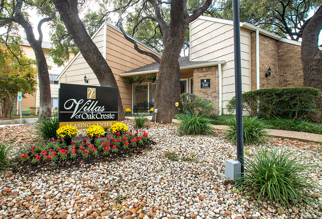 Clubhouse at Villas of Oak Creste Apartments in San Antonio, TX