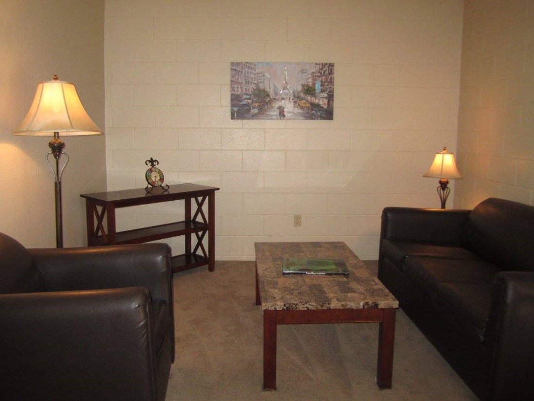Carpeted Flooring at The Villas @ Uptown Apartments in Albuquerque, NM