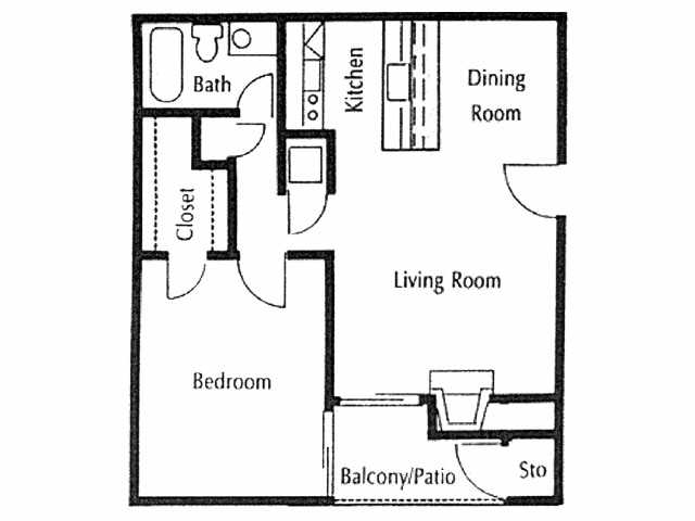 Villa Vista - Apartment 1-212