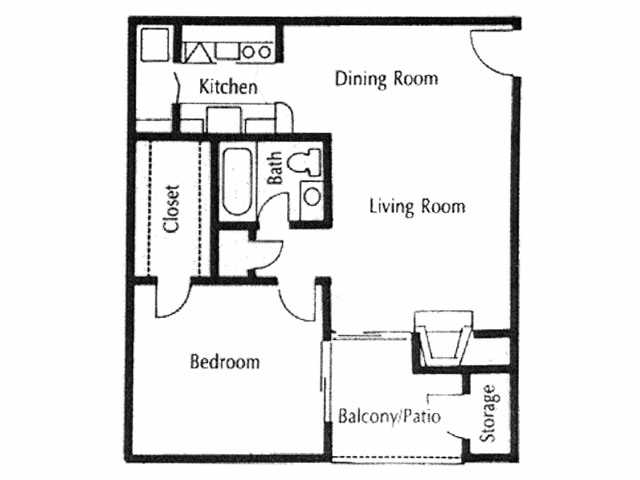 Villa Vista - Floorplan - A3R