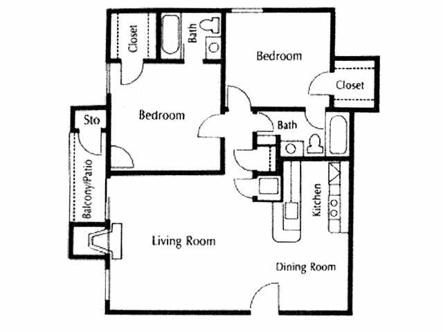 Villa Vista - Floorplan - B1