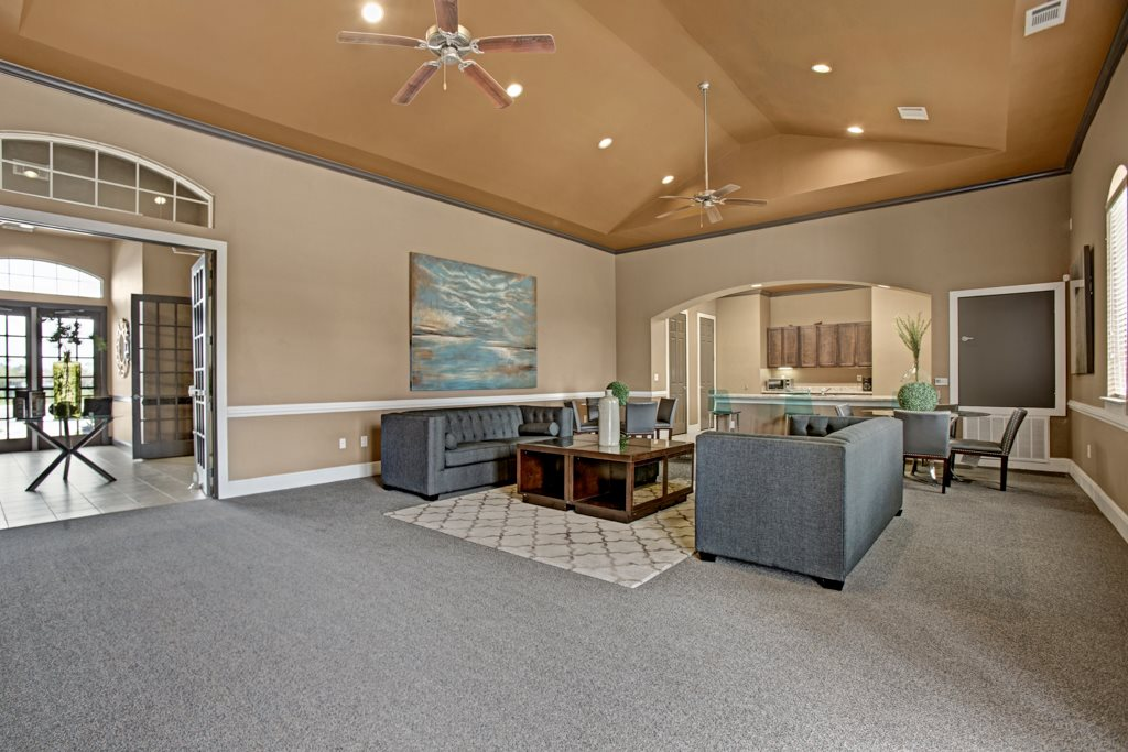 Open Floor Plans at Vista Monterrey Apartment Homes in Brownsville, Texas