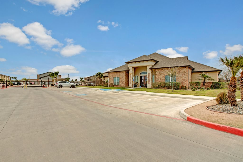 Ample Parking at Vista Monterrey Apartment Homes in Brownsville, Texas