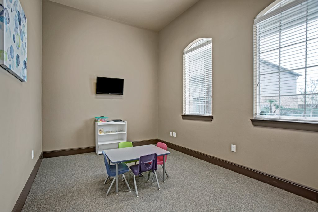 Children's Room at Vista Monterrey Apartment Homes in Brownsville, Texas